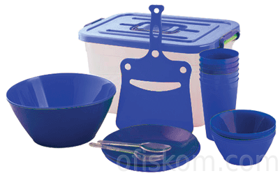пластмассовая посуда